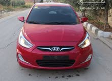 Hyundai Accent - Automatic for rent
