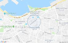ارض للبيع في السبعة طريق جامع غزة بدر