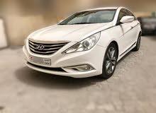 Hyundai Sonata Sports 2014