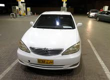 White Toyota Camry 2002 for sale