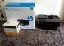 HP Officejet 7612 (Print, Copy, Fax, Scan, Wireless and Web)
