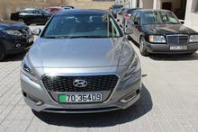 Hybrid Fuel/Power car for rent - Hyundai Sonata 2017