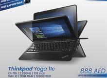 Lenovo ThinkPad Yoga 11e - Core i3 - 7th generation - [Fixed Price]