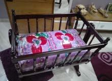 سرير اطفال جديد لم يستعمل