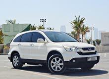 Honda CRV GCC FULL OPTION VERY WELL MAINTAINED