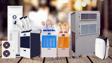 Ac for rent    ( Available- Abu Dhabi, Dubai, Sharjah, Ras Al-Khaimah, Ajman, Fujairah)