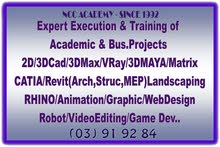 Project Execution &Training of Engineering,Graphics & other IT courses