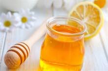 عسل الليمون