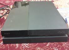 سوني4 واحد تيرا (نظيفه) مع جهاز سعر مغري