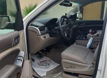 للبيع سيارة تاهو موديل 2016 فل كامل بدون فتحة السقف