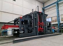 Block production line SUMAB R 1500 - 3000 blocks/h