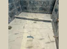 صيانة حمامات المنزل بشكل كامل ومعالجة مشاكل التسريب