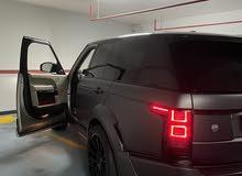 Land Rover Range Rover Vogue Supercharged Lumma 2013