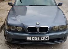 بي ام الدب 2002 اصلي مش محول 530