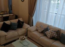 دبي مارينا 3 غرف وصالة مفروشة مع بلكونة- ايجار شهري