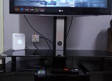 دولاب تلفزيون اسود نظيف ب150 ريال فقط