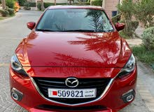 Mazda 3 2015 Red Hatchback 46,000km