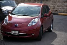 Nissan Leaf 2013 - Automatic