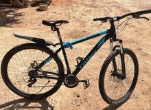 دراجة trinx m136 pro بحالة ممتازة