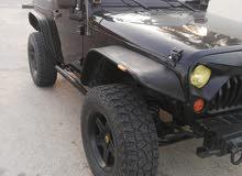 km Jeep Wrangler 2007 for sale