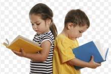 مدرس متخصص في صعوبات التعلم وضع النطق في القراءة والكتابة