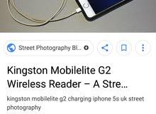باور بانك وراوتر Kingston g2