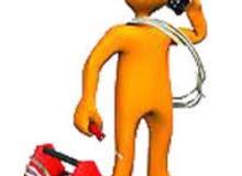 شاب عُماني في الصيانة الكهربائية