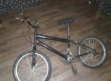 دراجه هوائيه مقاس 20 بحاله جيده للبيع