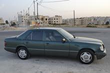 For sale 1994 Green E 200