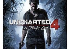 uncharted 4 ps4 game for sale