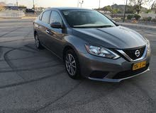 Nissan Sentra 2016 For sale - Grey color