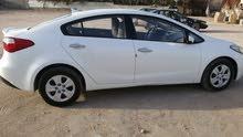 Gasoline Fuel/Power   Kia Cerato 2014