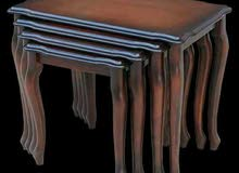 For sale Tables - Chairs - End Tables that's condition is New - Khartoum