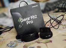 samsung gear fit 2 pro مستعملة بحالة الوكالة