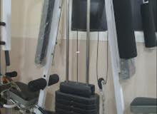 جهاز رياضة متكامل