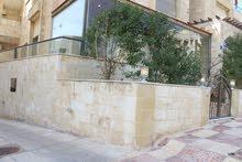 شقة سوبر ديلوكس مساحة 176 م² - في تلاع العلى للايجار مفروشة ط ارضي