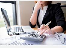 عمل نظام المستودعات وربطها مع المحاسبة الماليه والموازنات.