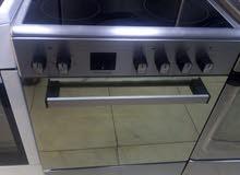 Dawoo Electric Top Ceramic 4 burner 60/60