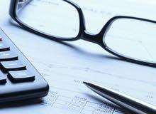 مدرس محاسبة للمساعدة في شرح و تمرين مواد المحاسبة و المواد التجارية