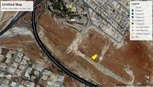 ارض 805م للبيع الجبيهه حوض ابو العوف بالقرب من شارع الاردن