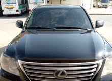 +200,000 km mileage Lexus LX for sale