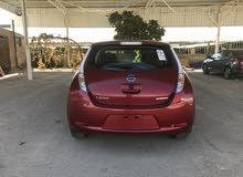 Nissan Leaf 2015 for sale in Amman
