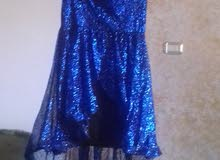 فستان حفلة نظام ليزري