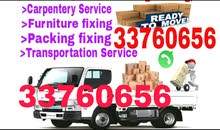 Low price Working House Shifting, Moving,remove, and fixing, Carpenter, Pickup S