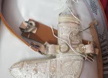 خنجر عماني جديد لم يتم استخدامه ابدا للبيع