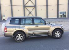 Mitsubishi Pajero car for sale 2002 in Kuwait City city