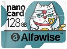 بطاقو ذاكرة 128 جيجا تعم 4k