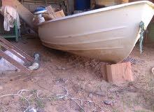 قارب فايبر للبيع