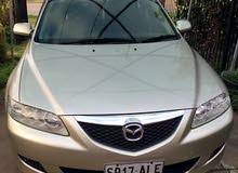 Mazda zoom 6 كاش او شيك