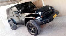 Black Jeep Wrangler 2009 for sale